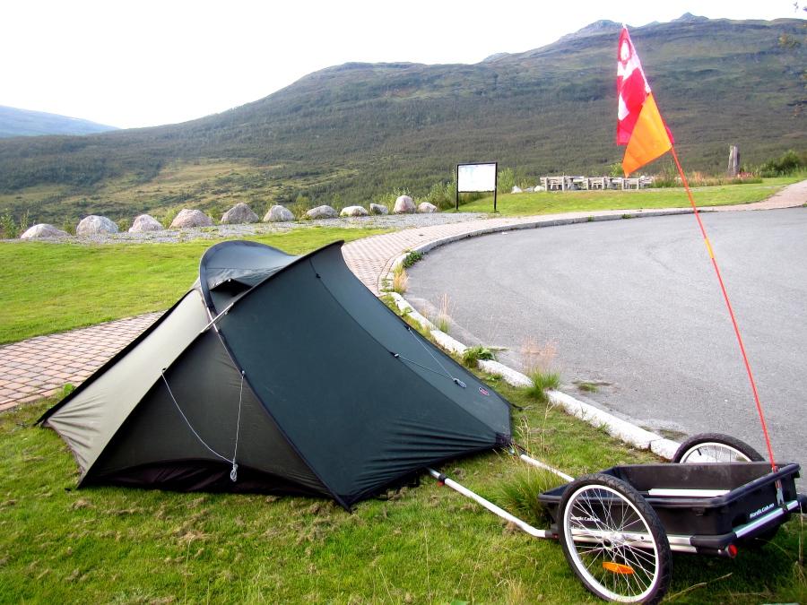 DCUs camping journalist: Sådan vælger du det rigtige telt | DCU